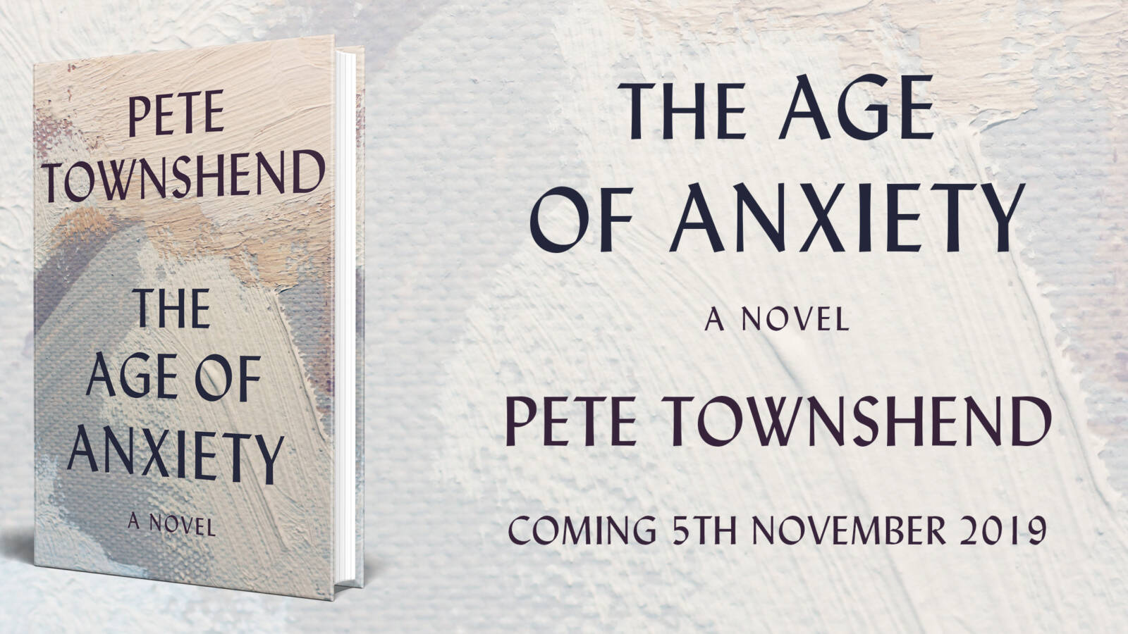 Age of Anxiety by Pete Townshend