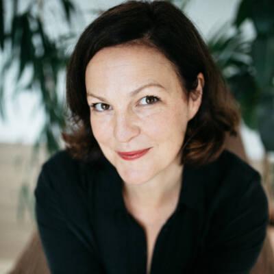 Rebecca Denton Author Photo